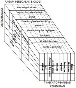 Ruang Lingkup Biologi Terlengkap